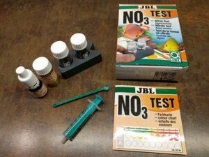 Тест JBL на нитраты